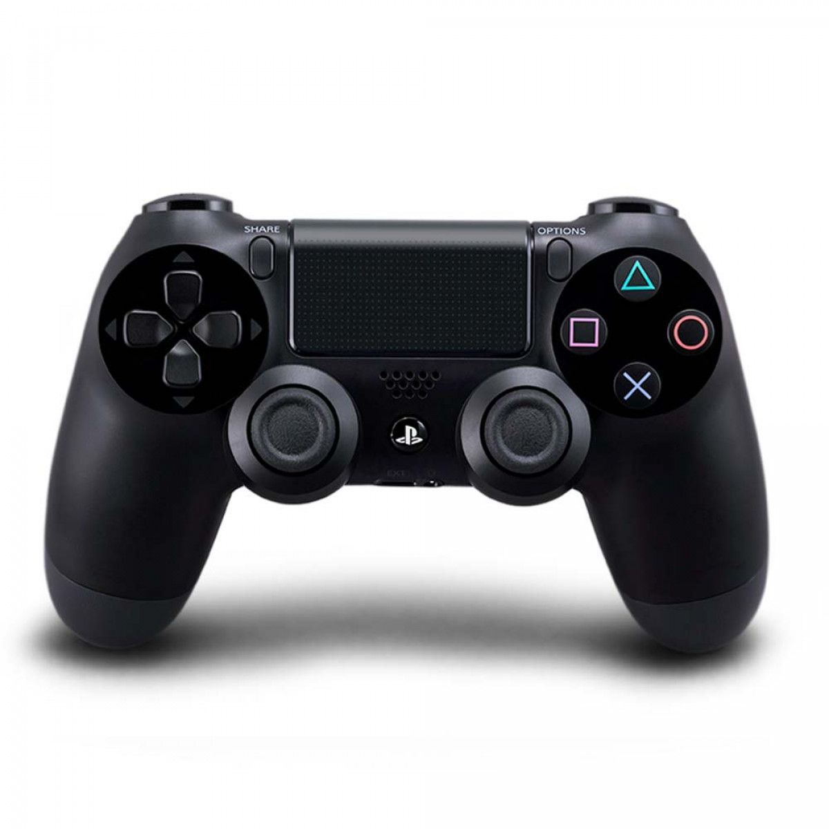 Control Sony Playstation 4 color negro dual shock