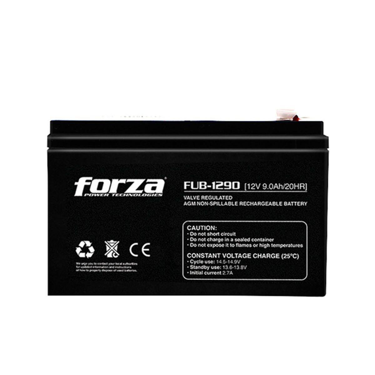Batería 12V 9AH Forza FUB-1290 AGM