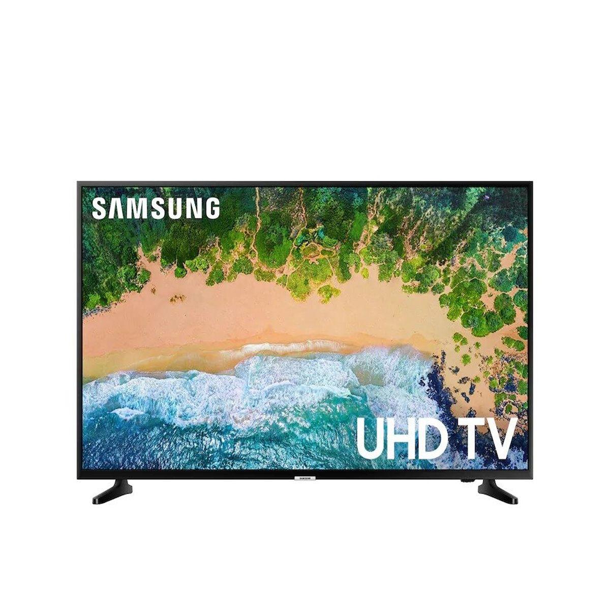 Samsung Tv UHD 4K Smart 50″ UN50NU6900BXZA