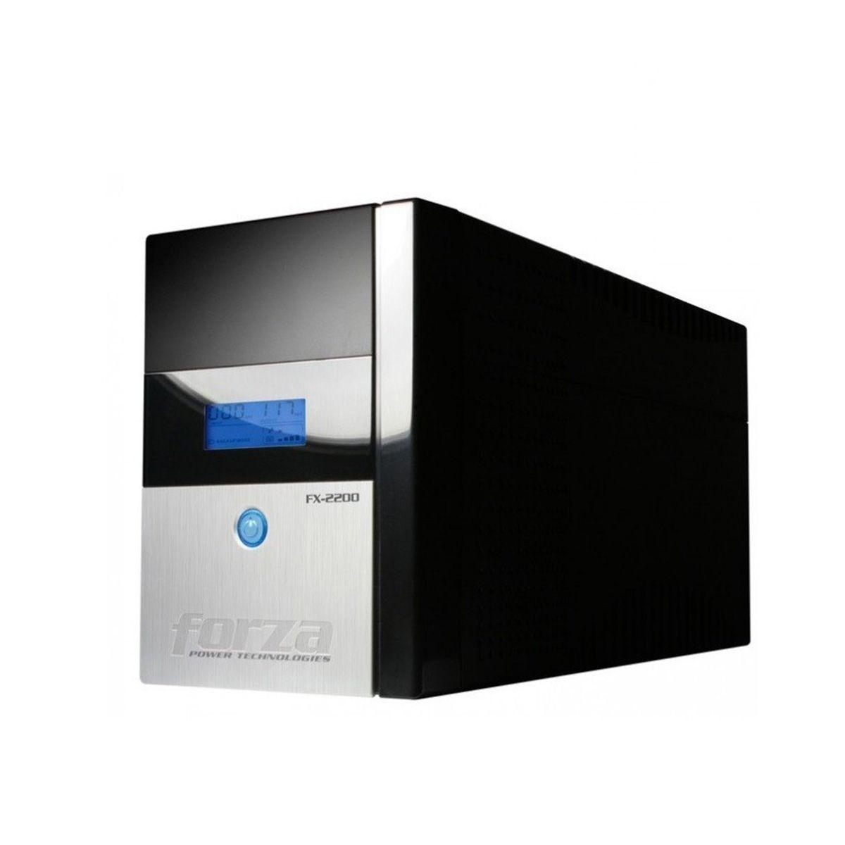 UPS FORZA FX-2200LCD de 1200W/2200VA