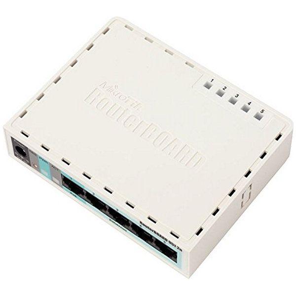 Router Mikrotik Administrable RB951UI-2HND