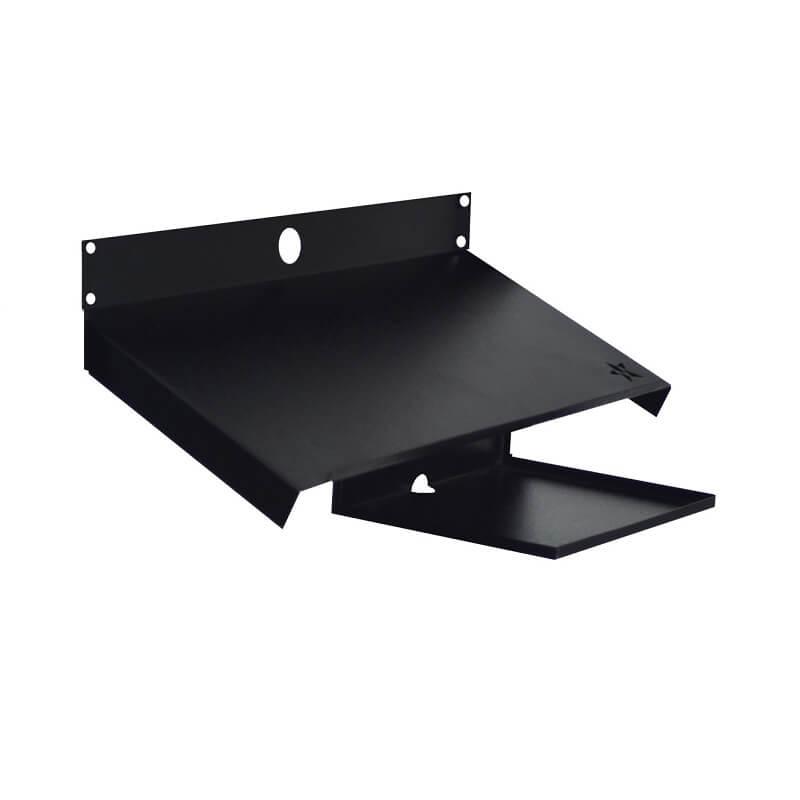 Bandeja de rack para teclado y mouse Metalnet