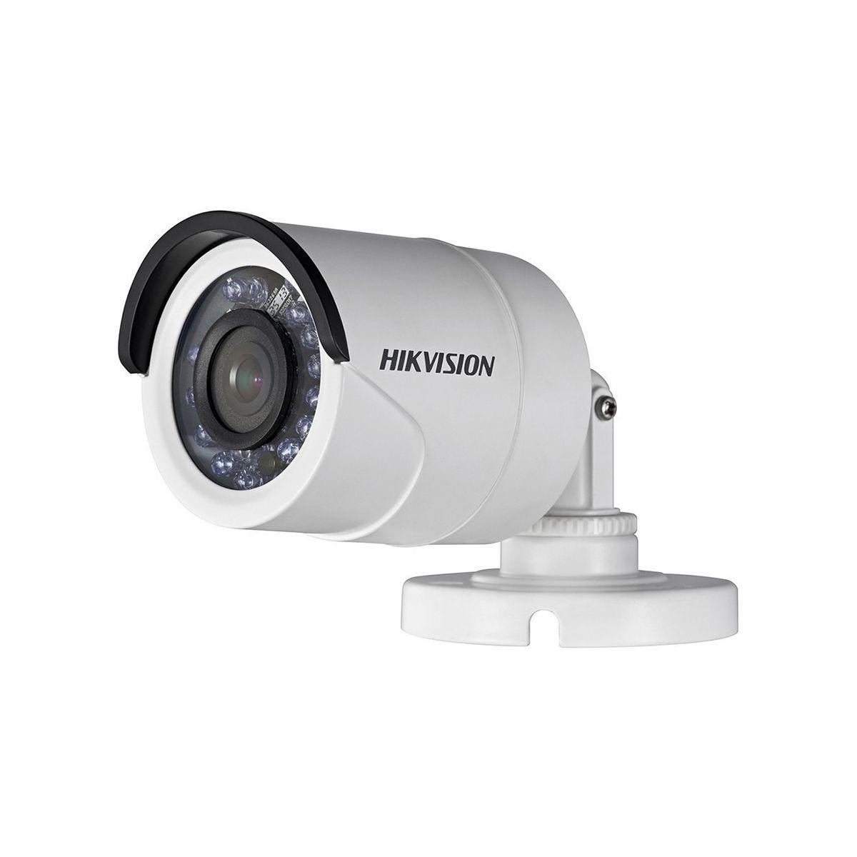 Cámara Hikvision Turbo HD Tipo Bullet DS-2CE16C0T-IRP