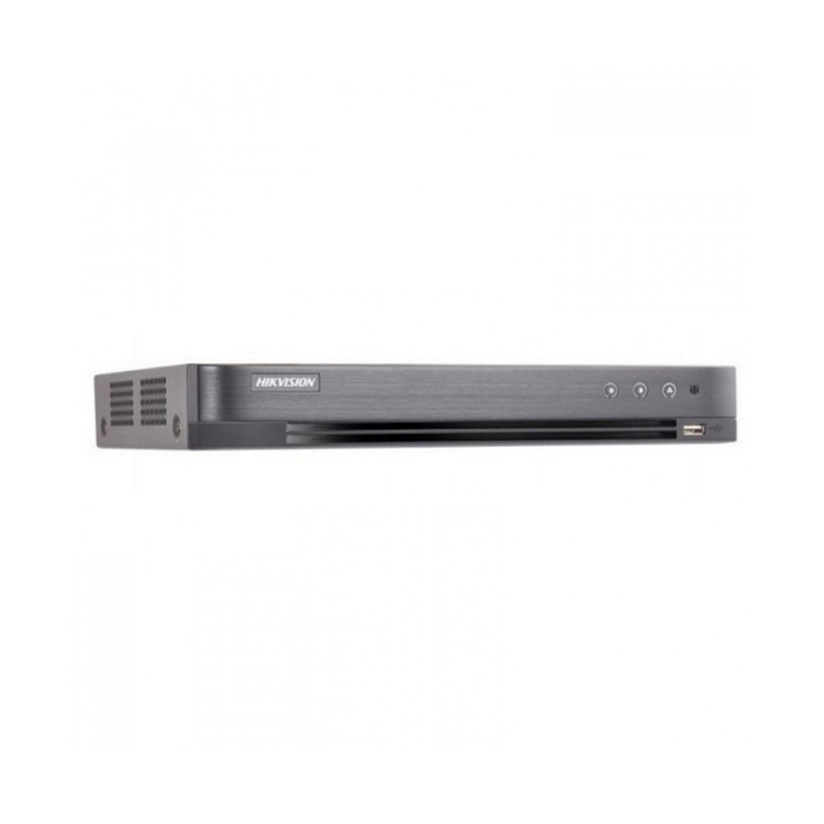 DVR PoC de 8 canales Hikvision DS-7208HUHI-K2/P