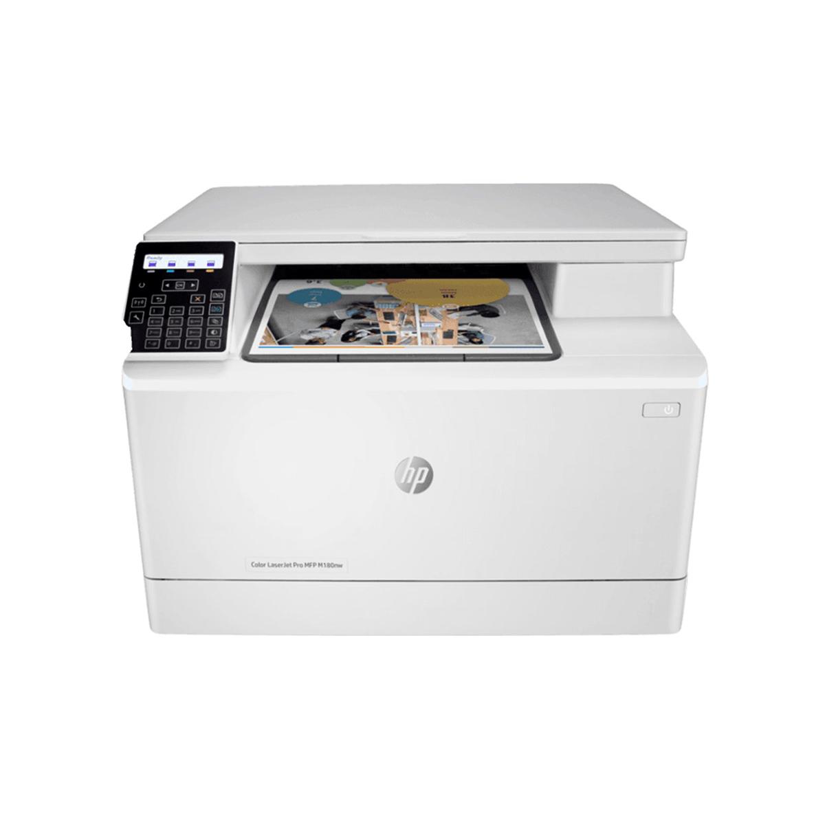 Impresora HP LaserJet Pro M180nw