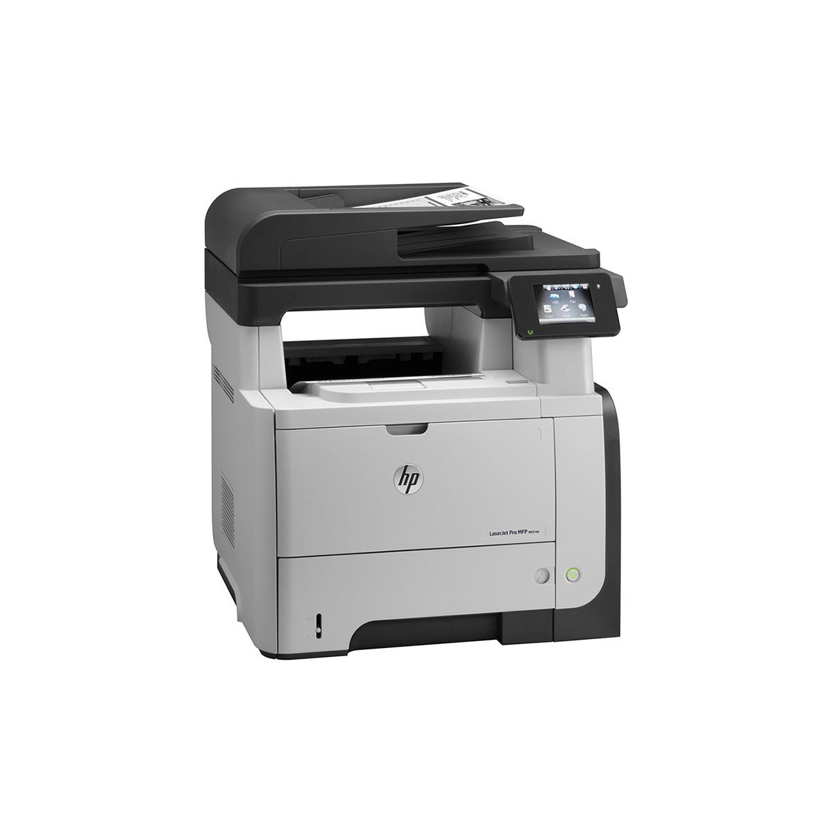Impresora HP LaserJet Pro M521dn