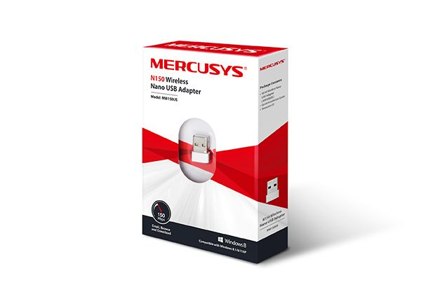 USB Mercusys Inalambrico de 150MBPS/MW150US