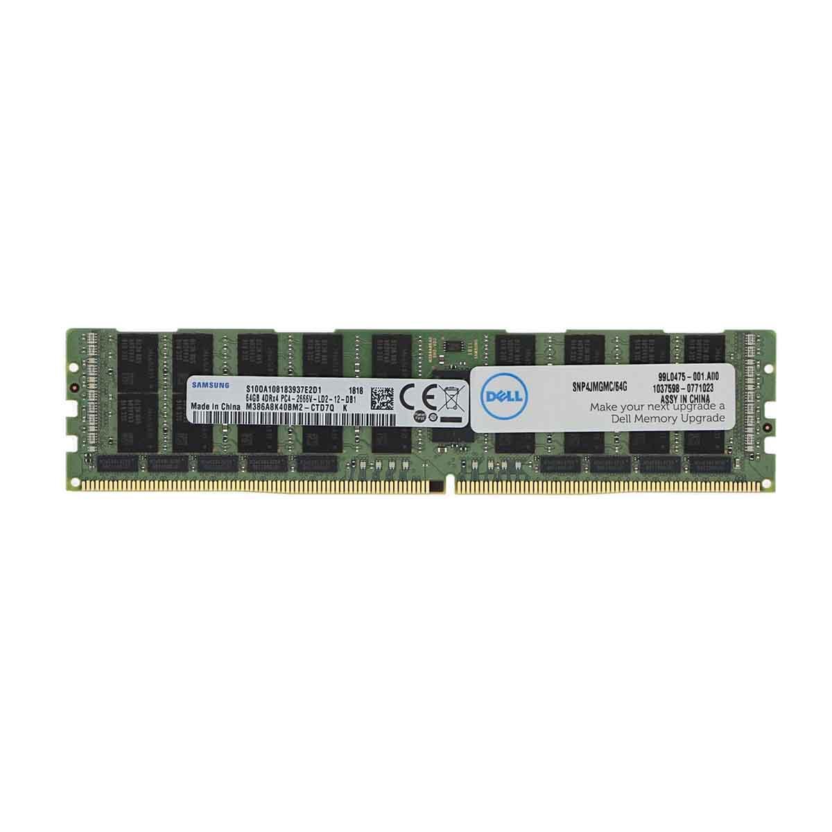 Memoria Dell 16GB – 2RX8 DDR4 RDIMM AA138422