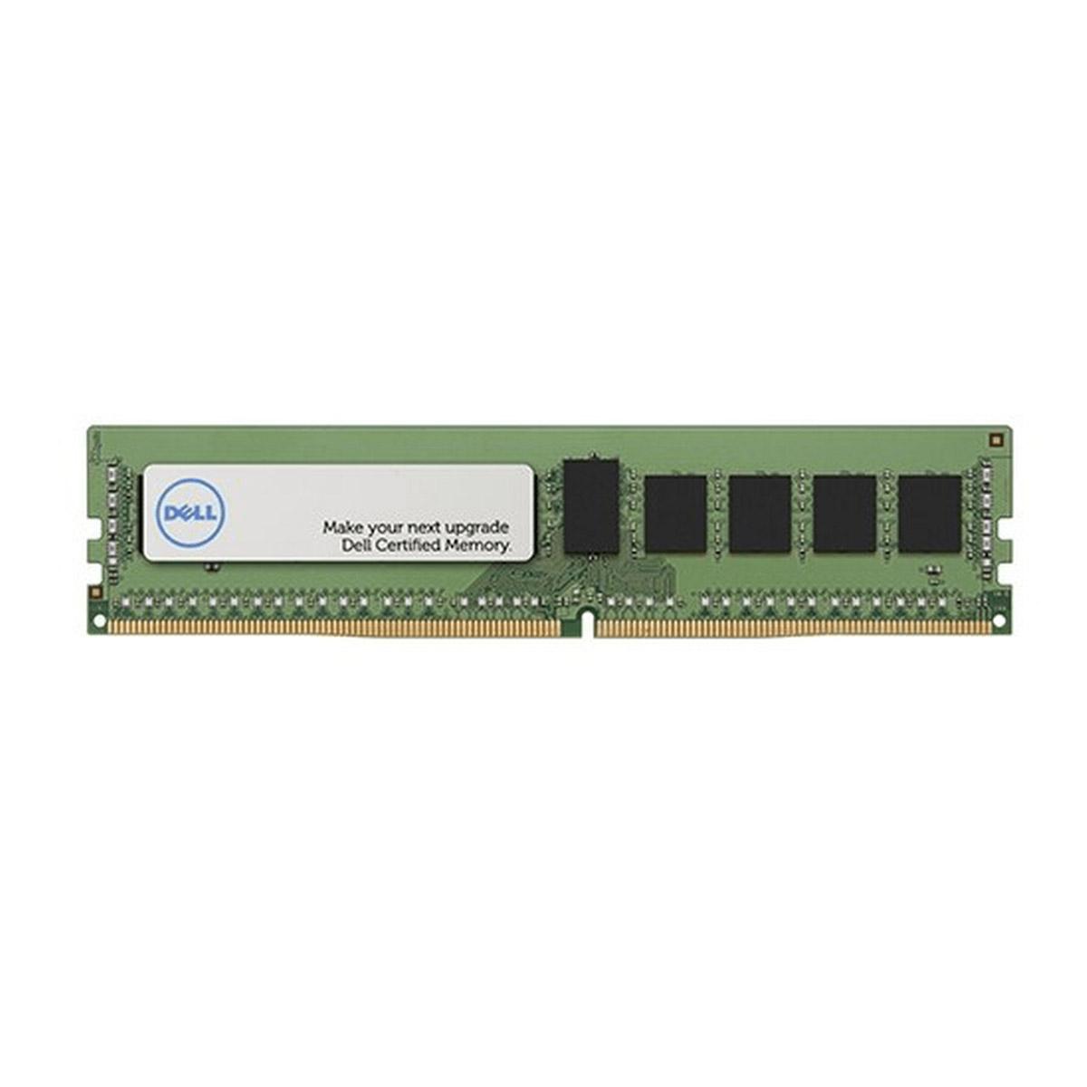 Memoria Dell 8GB 1Rx8 DDR4 UDIMM 2666MHz ECC AA358200