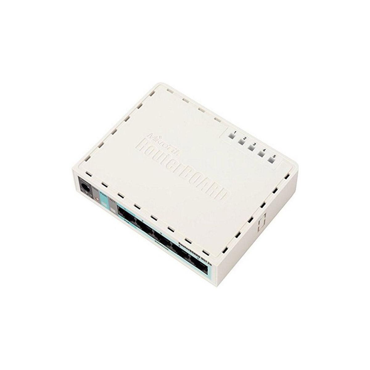 Router Mikrotik RB951UI-2HND Inalámbrico