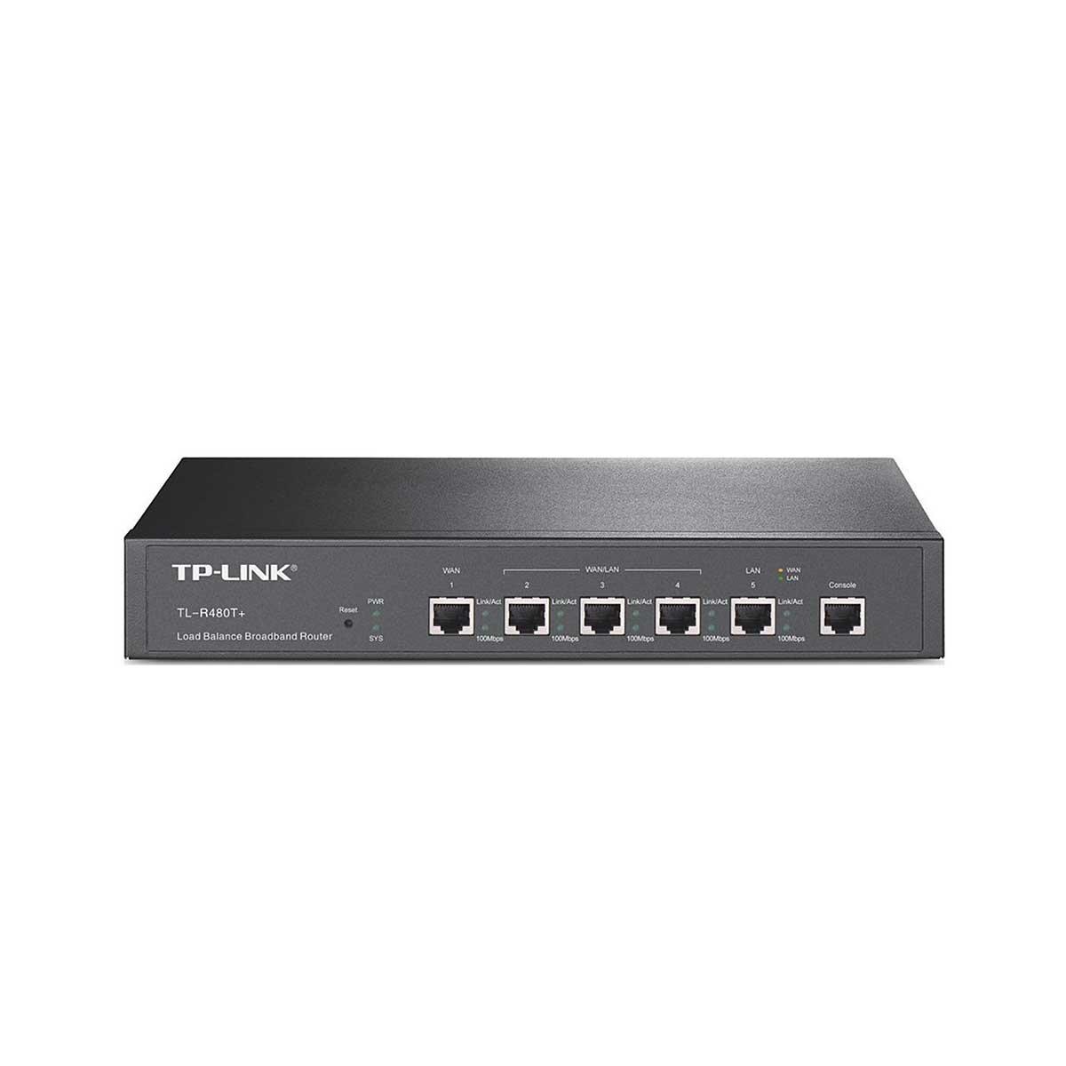 Router TP-Link TL-R480T Balanceador de Carga