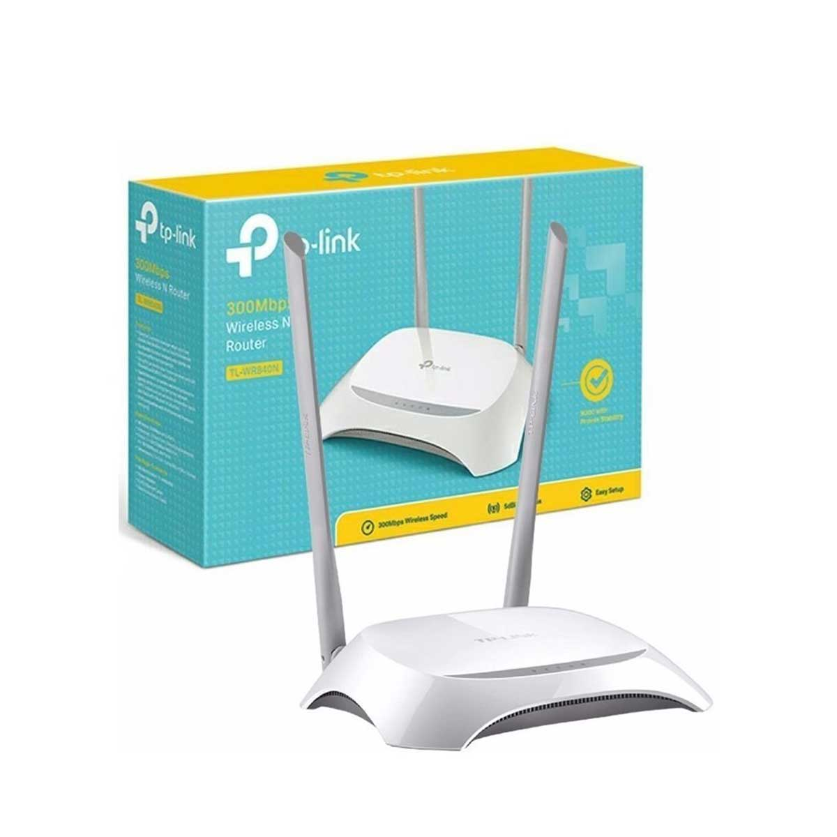 Router TP-Link TL-WR841N Inalámbrico
