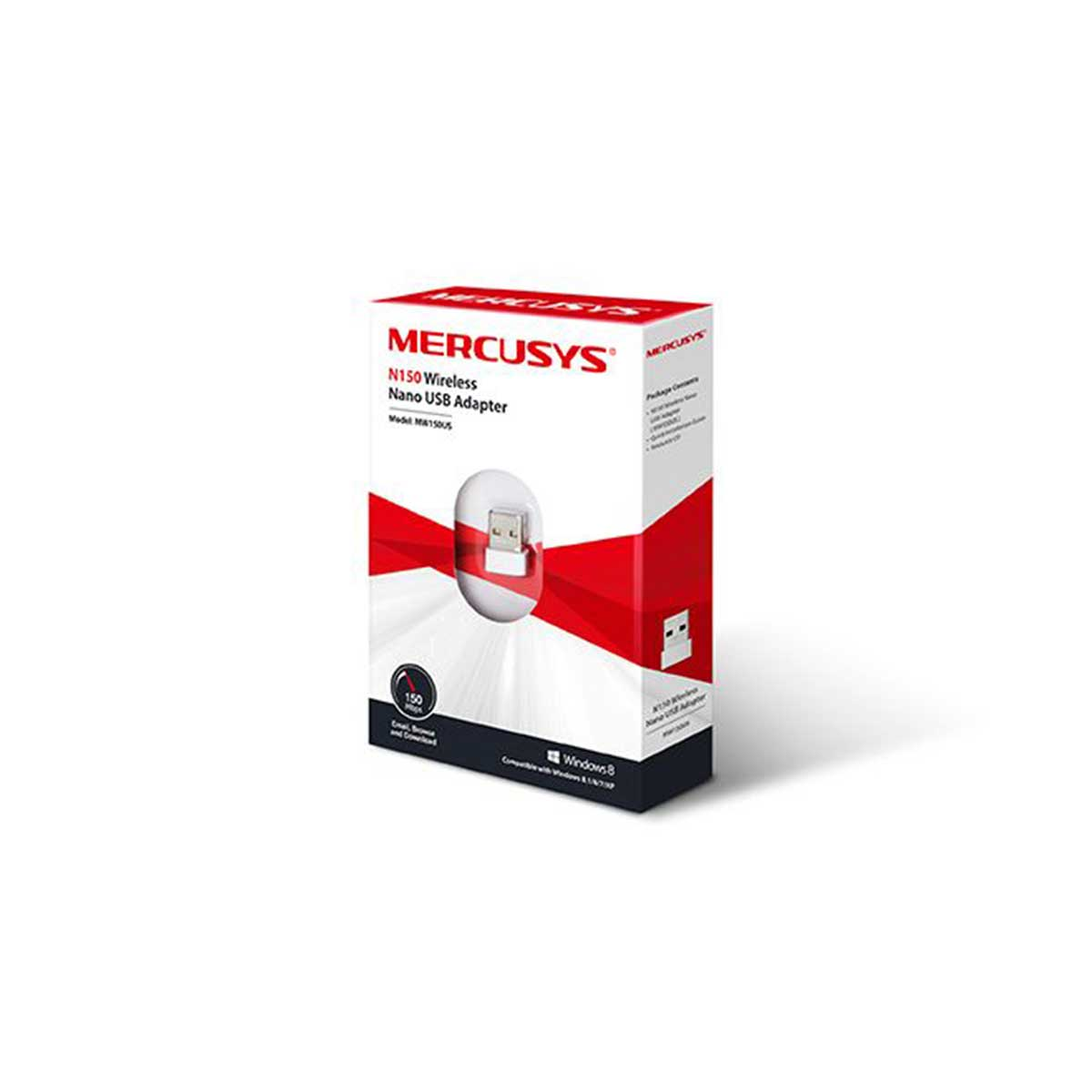 Switch MERCUSYS Inalámbrico MW150US