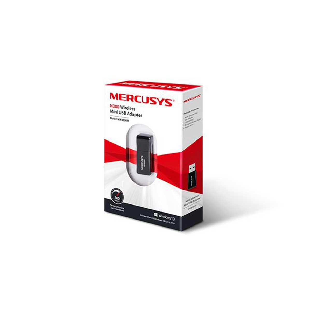 Switch MERCUSYS Inalámbrico MW300UM