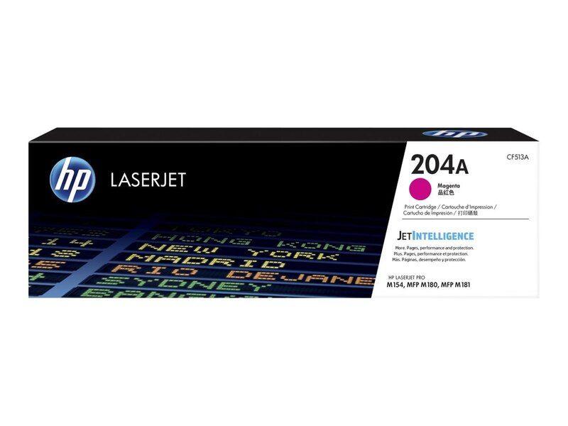 Toner HP 204A magenta laserjet