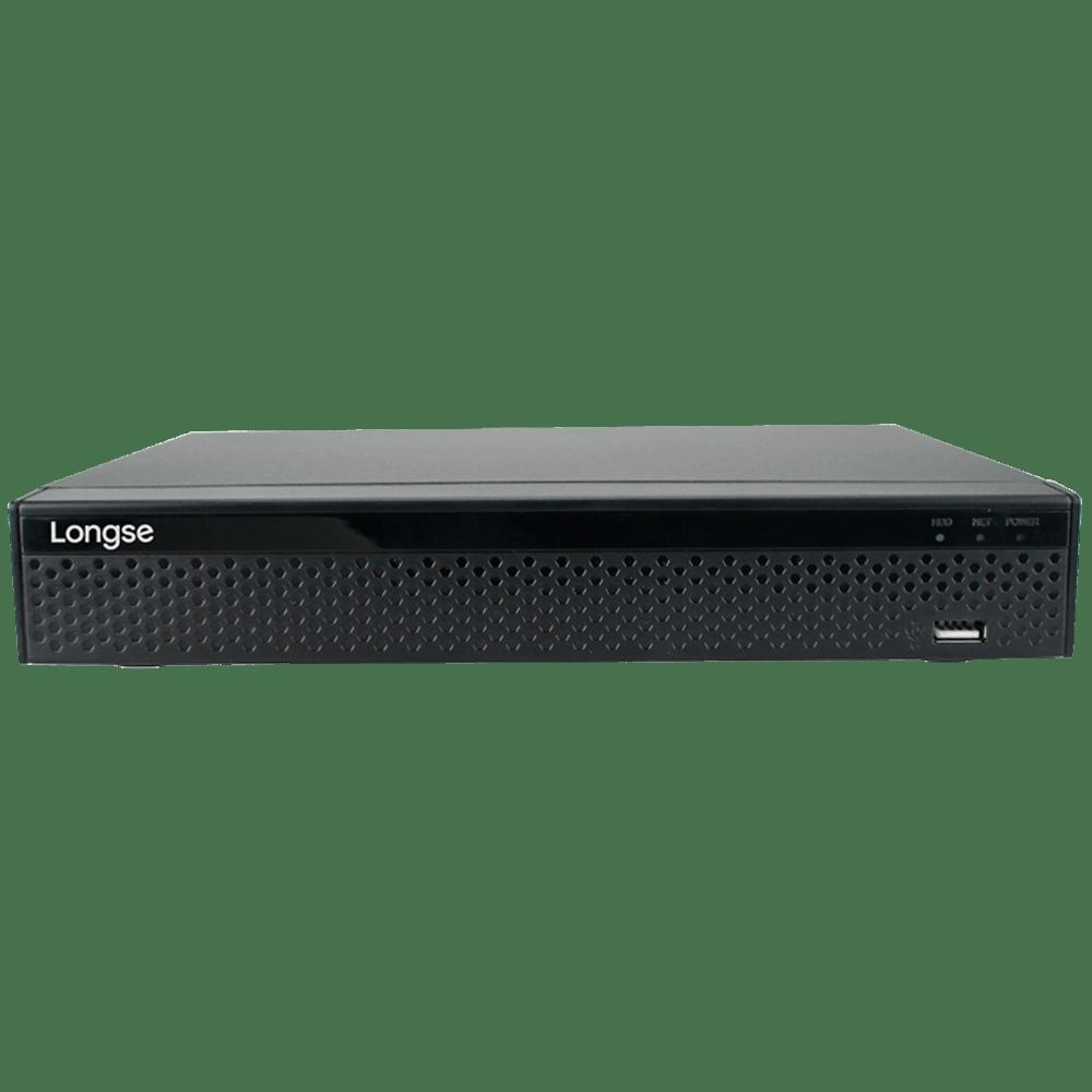 Grabador XVR Longse 4CH 5MP IP XVRA2004D