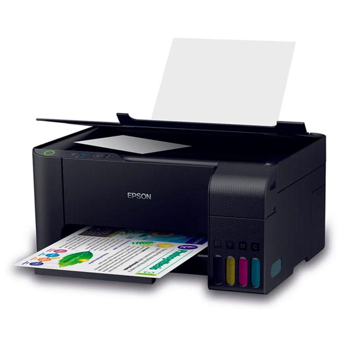 Impresora Epson Ecotank L3110/C11CG87301