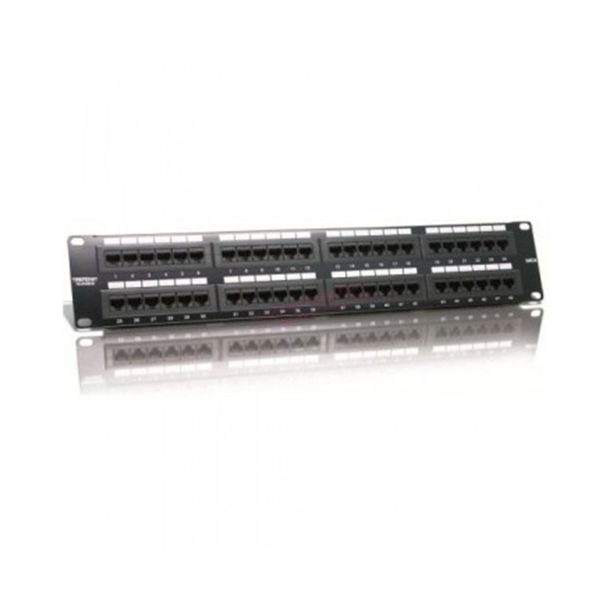 Patch Panel Cat 6 de 48 Puertos LanPro LP-P7C64890USD