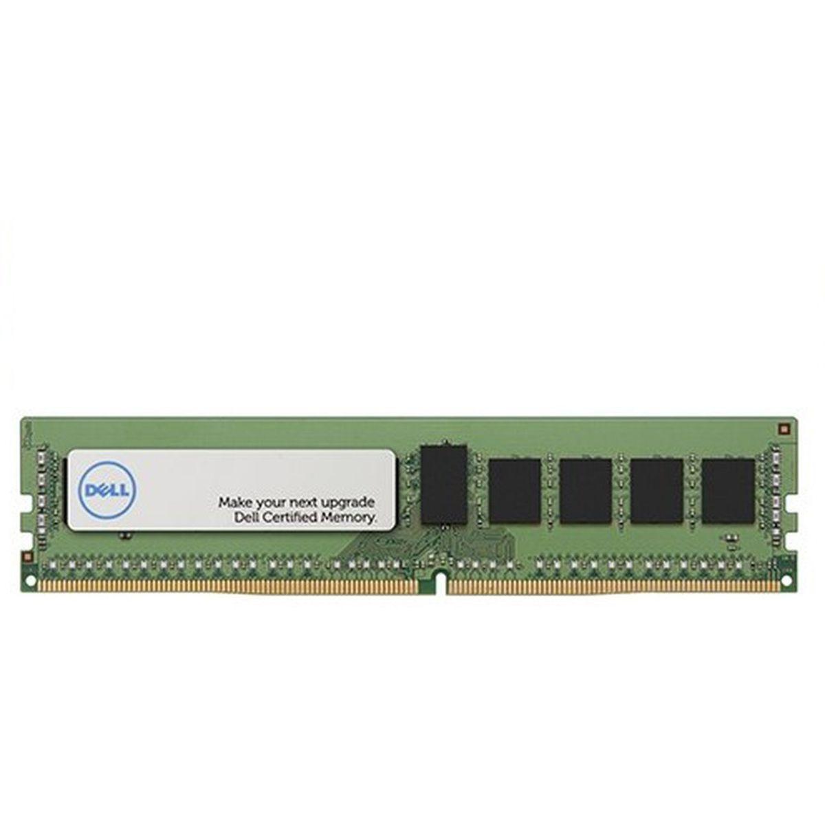 Memoria Dell 8GB – 1Rx8 DDR4 UDIMM 2400MHz ECC