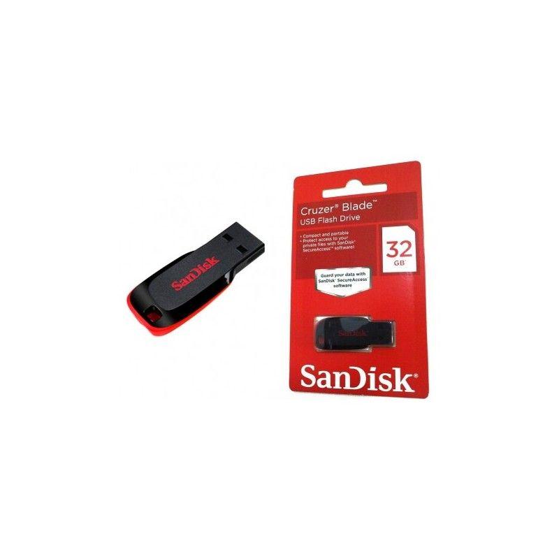 Pendrive Kingston 16GB USB 2.0 CRUZER