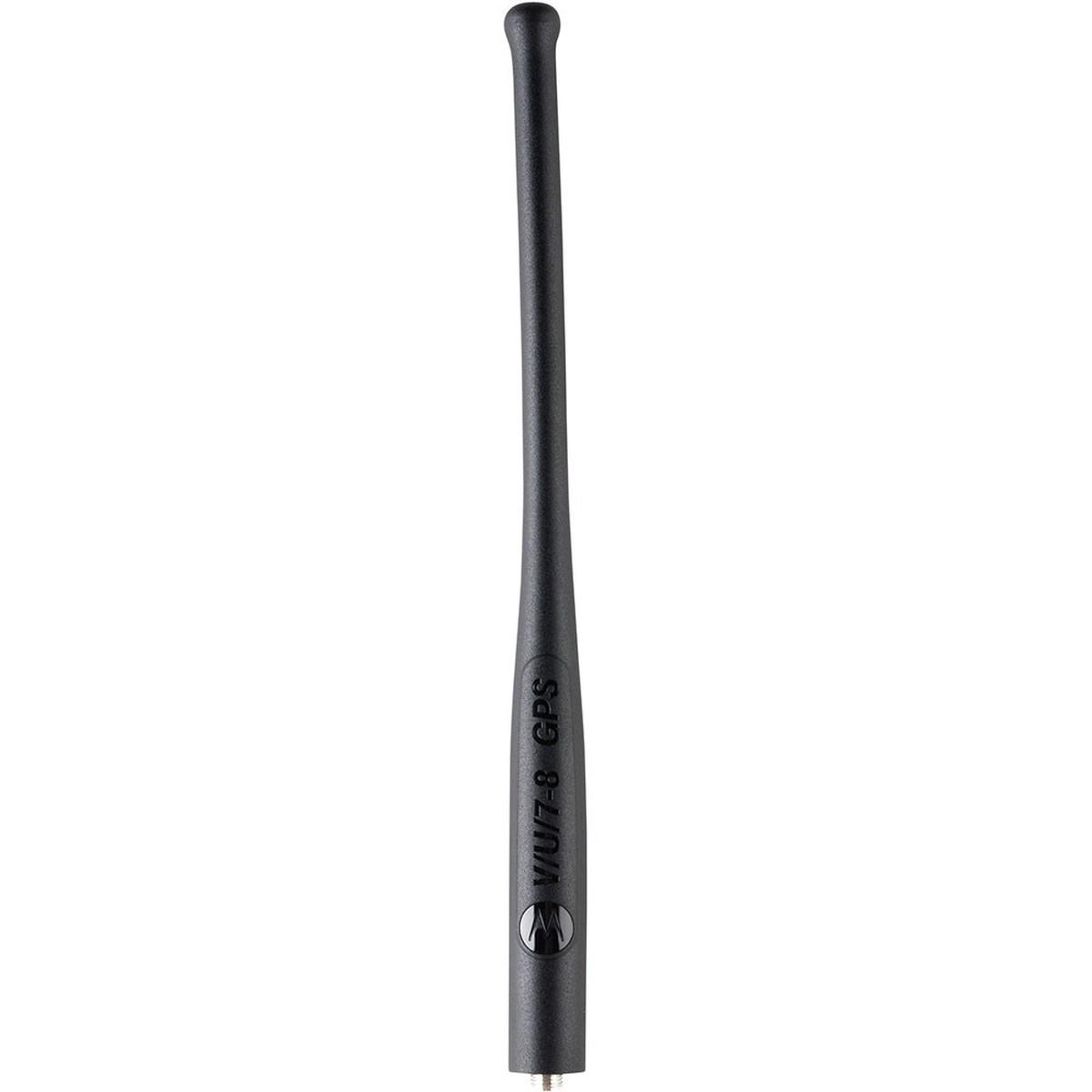 Antena Motorola para radio APX 8000 UHF-VHF 7-800 GPS MHz tipo látigo KT000026A01