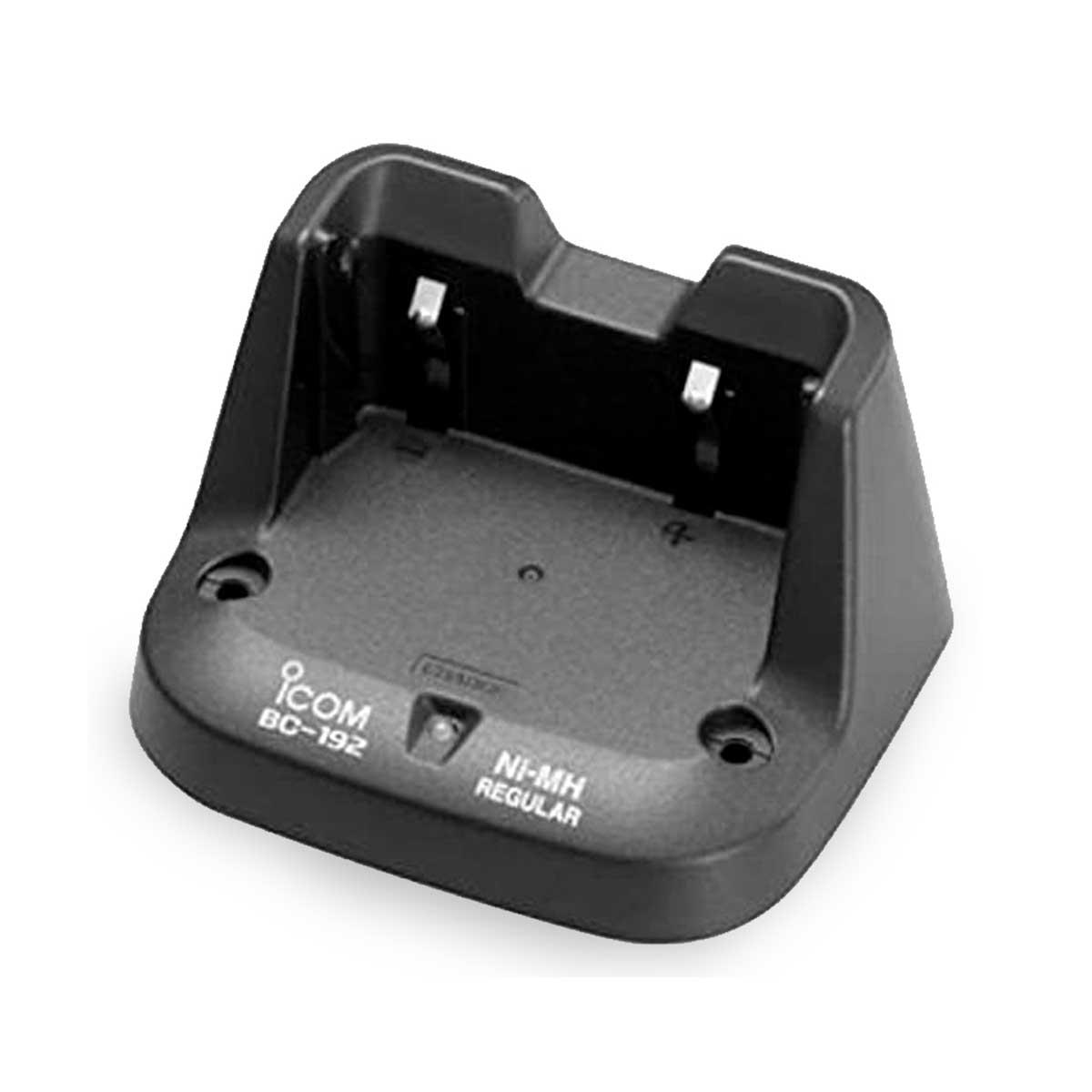 Cargador individual Icom BC-192 para radio IC-F4003