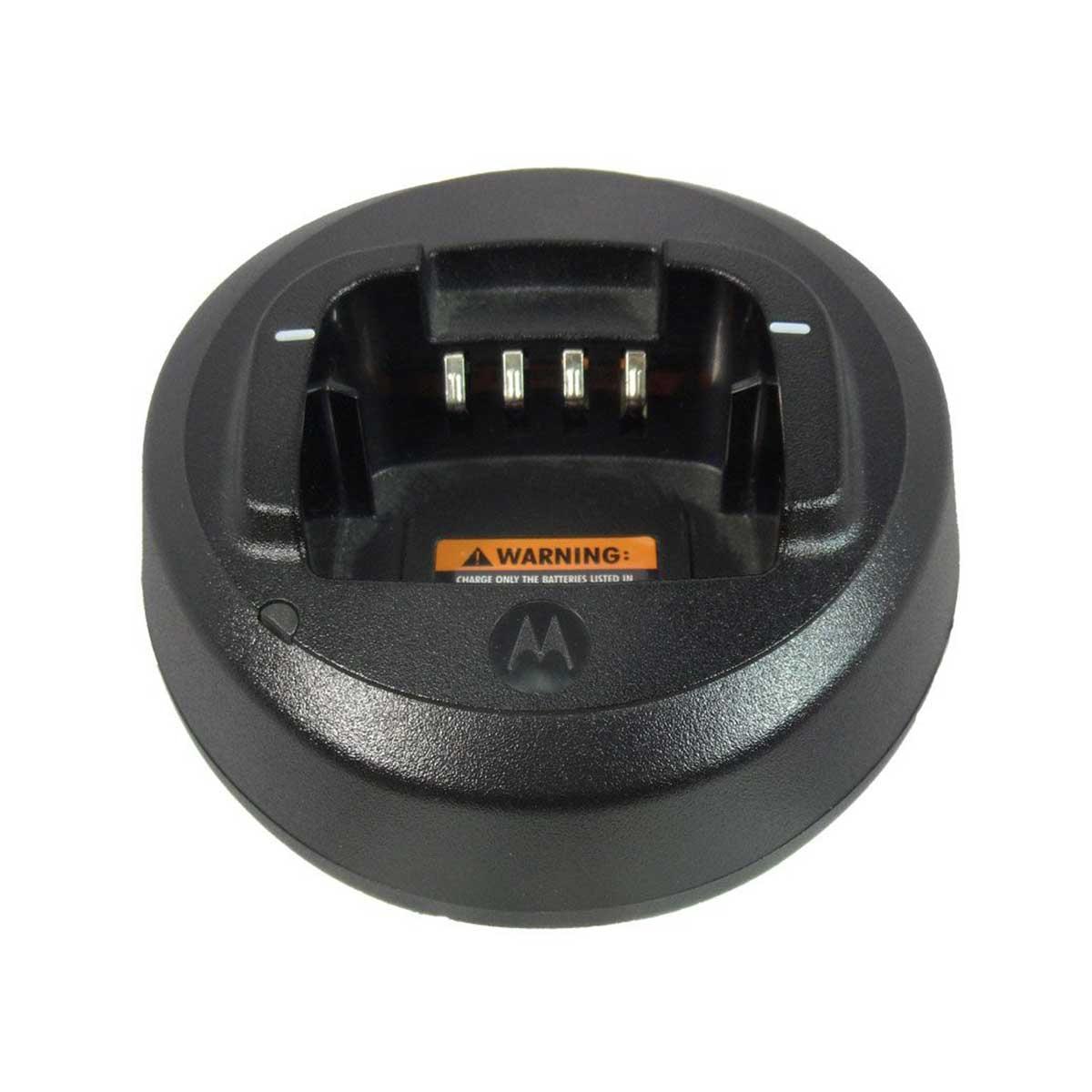 Cargador individual Motorola PMPN4172 para radio EP350
