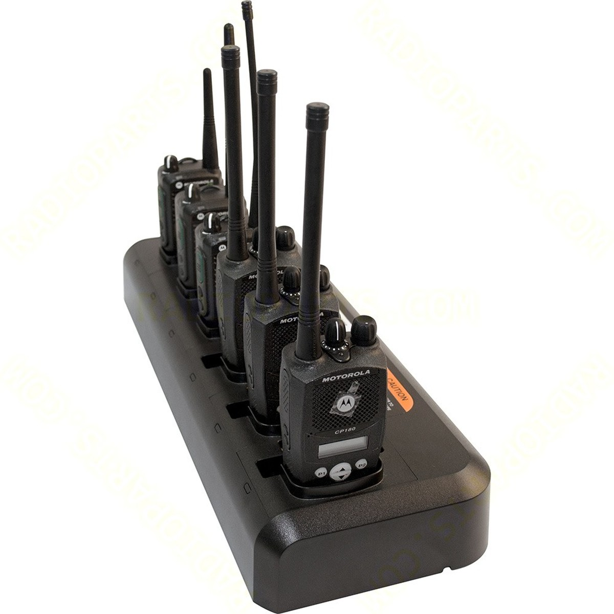 Cargador múltiple Motorola PMLN6588A para radio DEP450