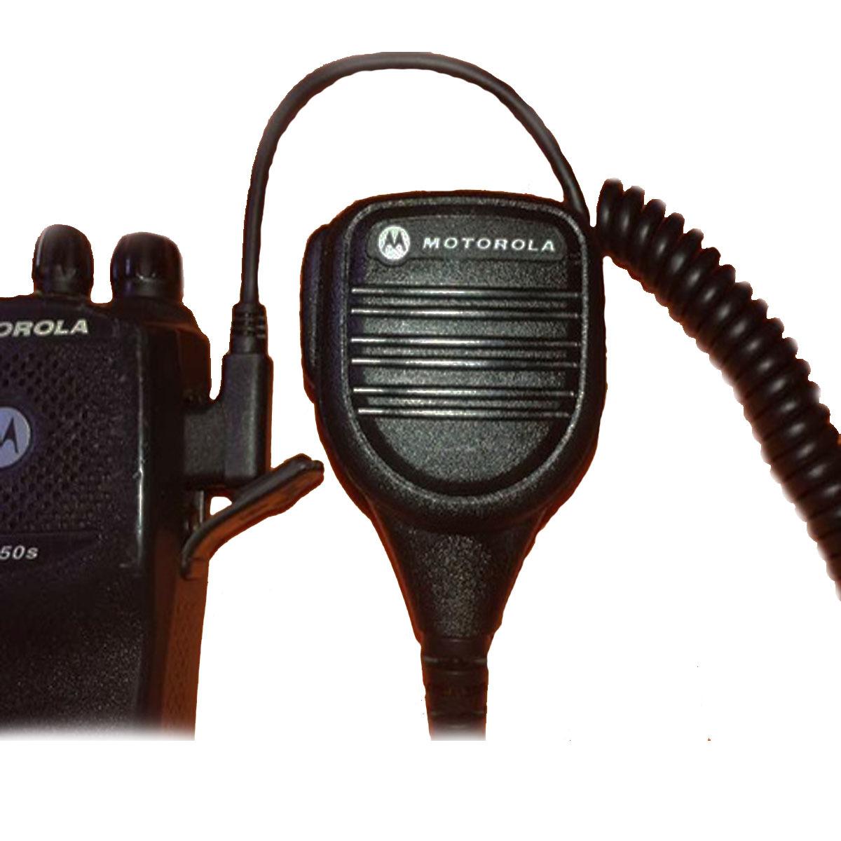 Micrófono Motorola parlante de solapa PMMN4029A