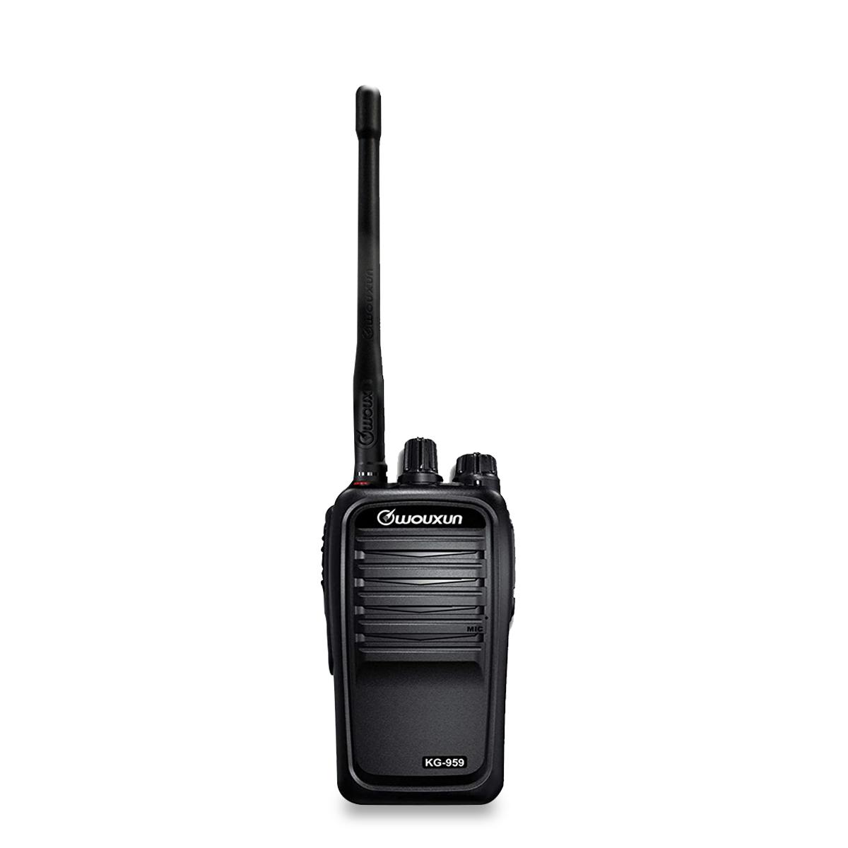Radio Wouxun KG-959 Analogico VHF 136-174 MHz
