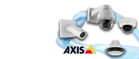 Axis video vigilancia
