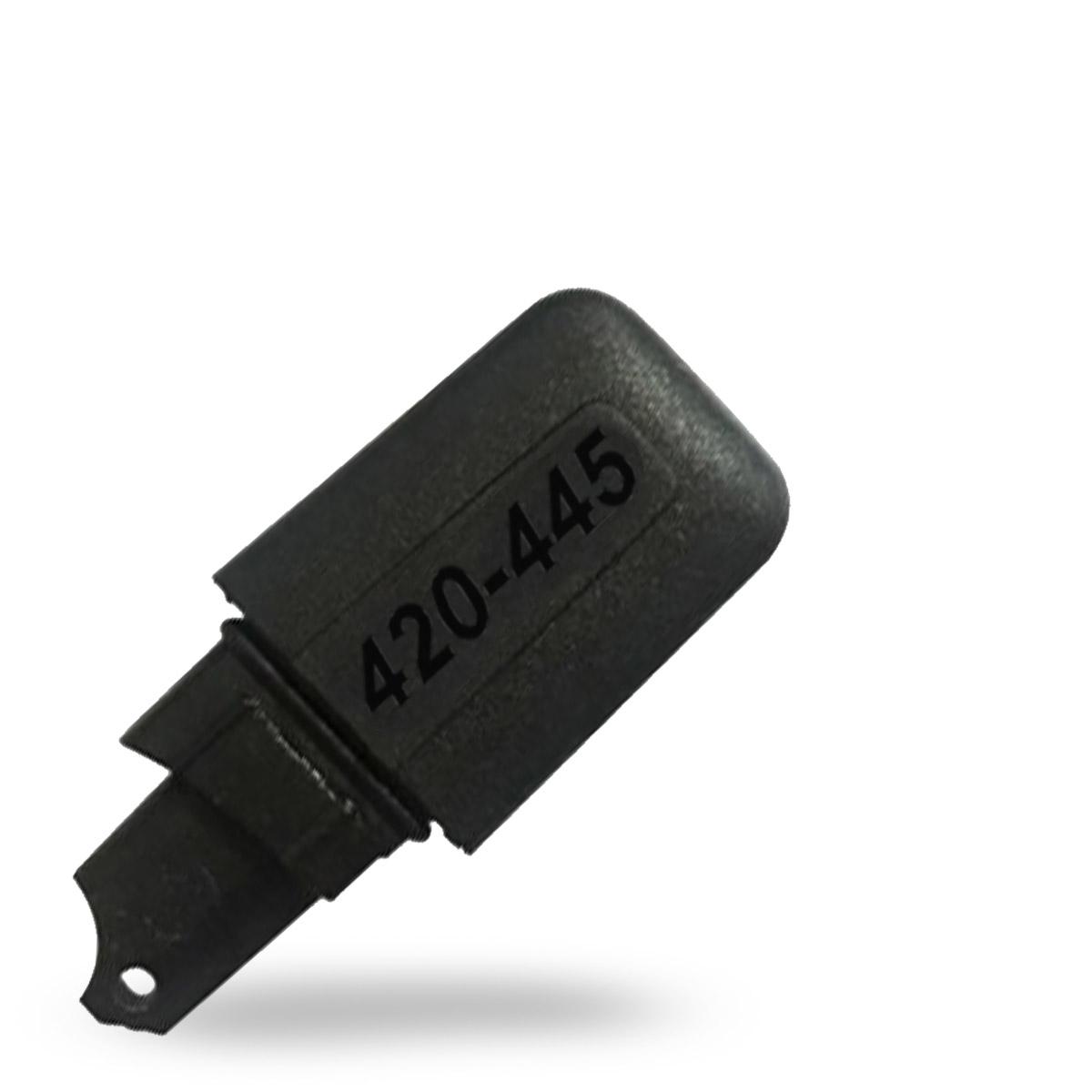 Antena Motorola para radio SL8550e UHF tipo Stubby PMAE4076