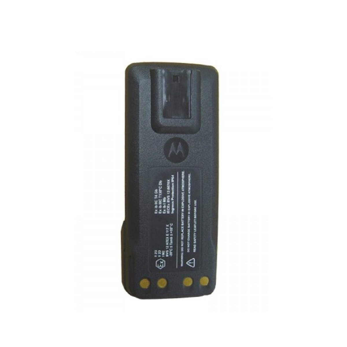 Batería Motorola Li-Ion 2075 mAh para radio DGP8550EX NNTN8359