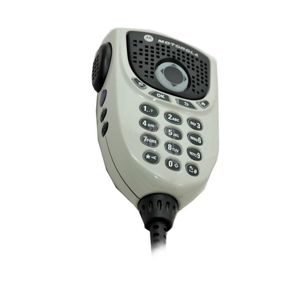 Micrófono Motorola RMN5127 para radio móvil