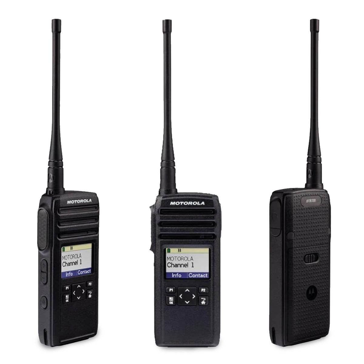 Radio Motorola DTR720 Digital