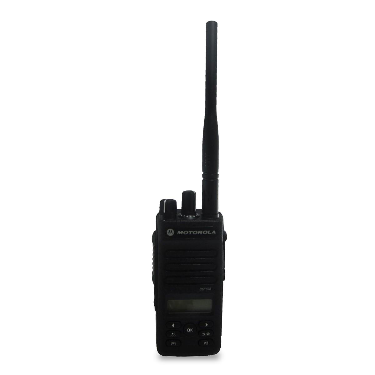 Radio Motorola DEP570 Digital LAH02JDH9JA2N VHF 136-174 MHz
