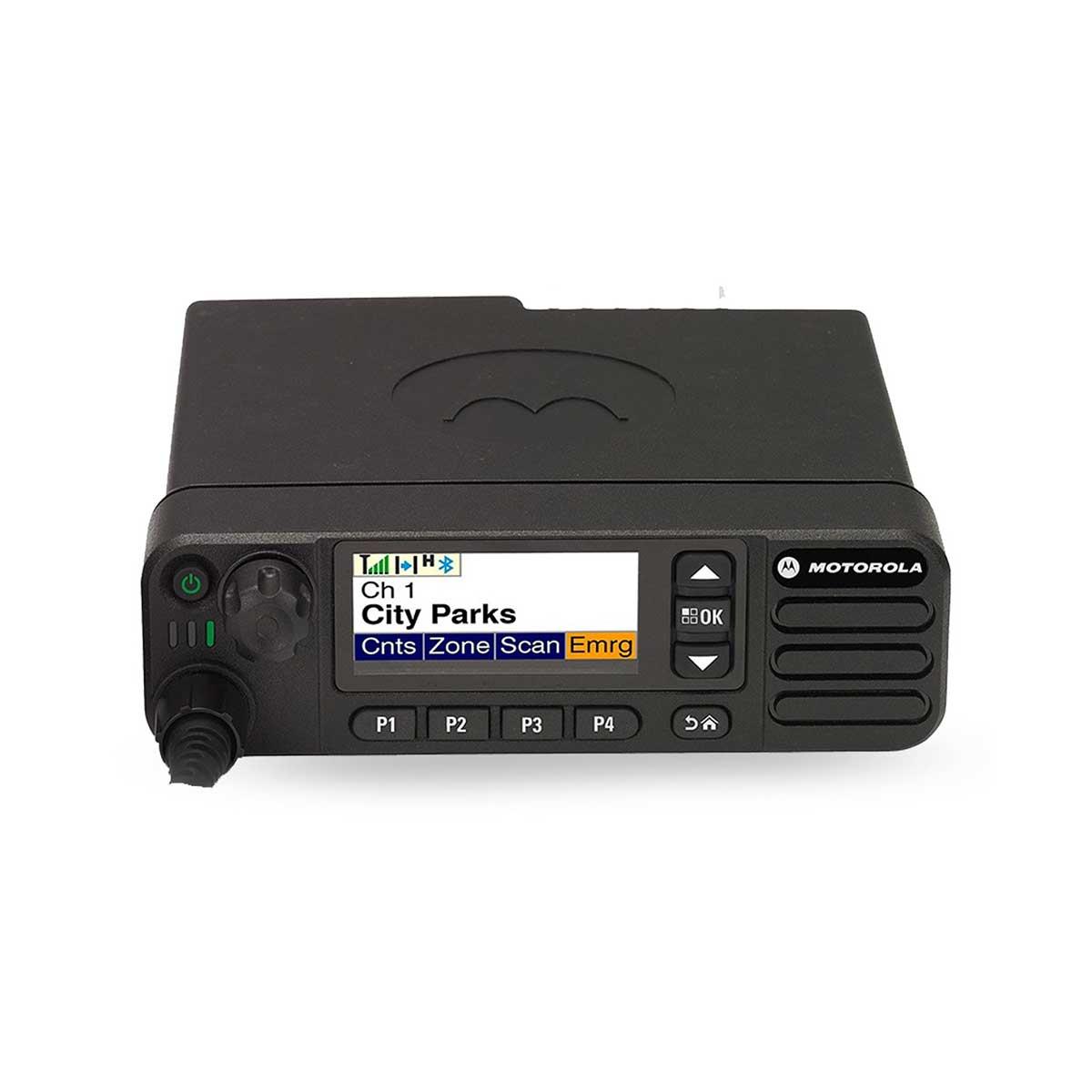 Radio Motorola DGM5500 Digital LAM28JNN9MA1AN VHF 136-174 MHZ de 25W