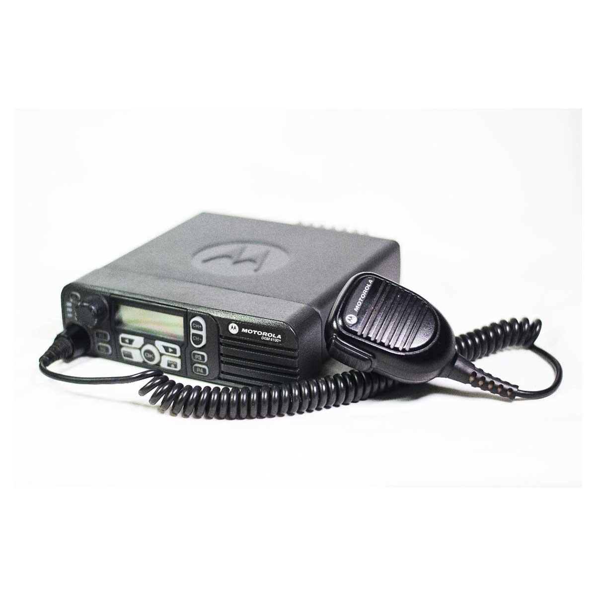 Radio Motorola DGM6100 Digital LAM27JDH9LA1AN VHF 136-174 MHz