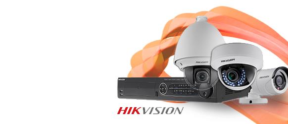 Hikvision, video vigilancia CCTV