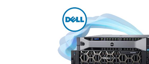 Servidores, soluciones empresariales de almacenamiento DELL