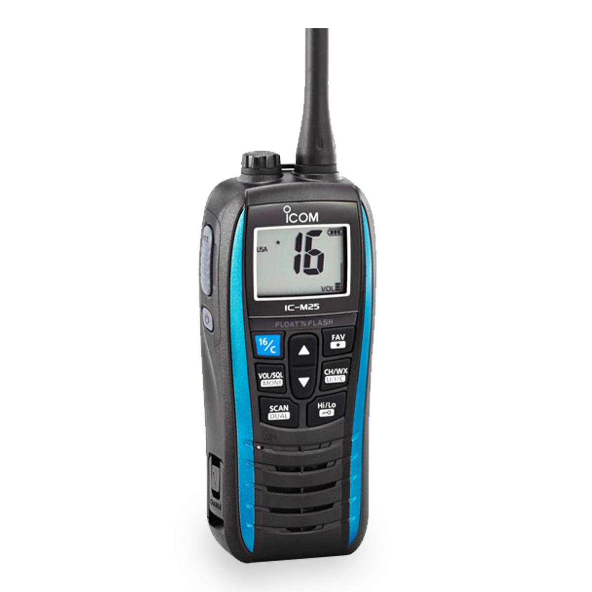 Radio Icom IC-M25 Analógico