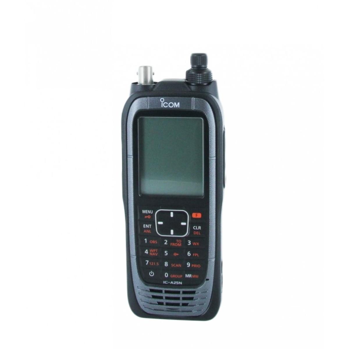 Radio Icom IC-A25C Analógico Banda Aérea COM