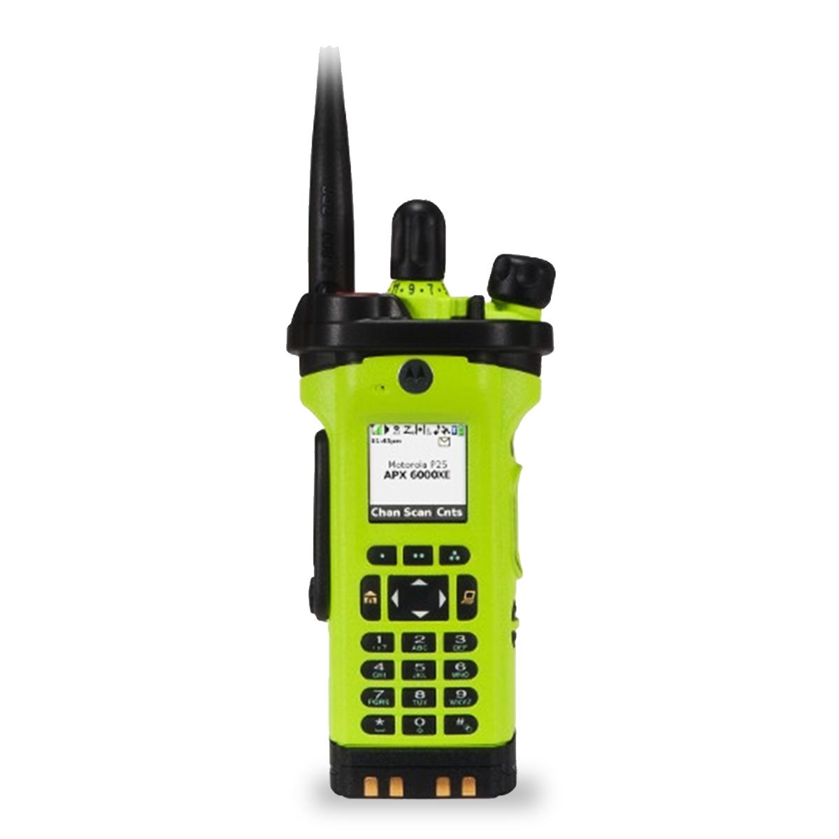 Radio Motorola APX 6000XE P25 Digital