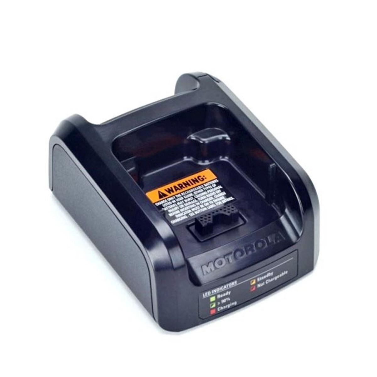 Cargador doble unidad Motorola NNTN8244 para radio MTP3550 TETRA