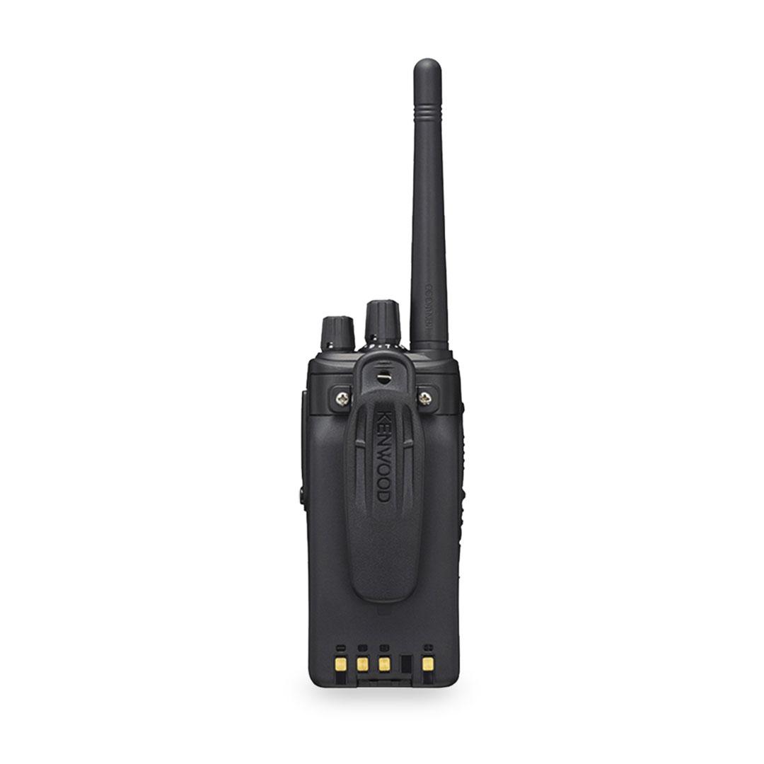 Radio KENWOOD NX-3200 Digital VHF 136-174 MHz con pantalla y teclado reducido