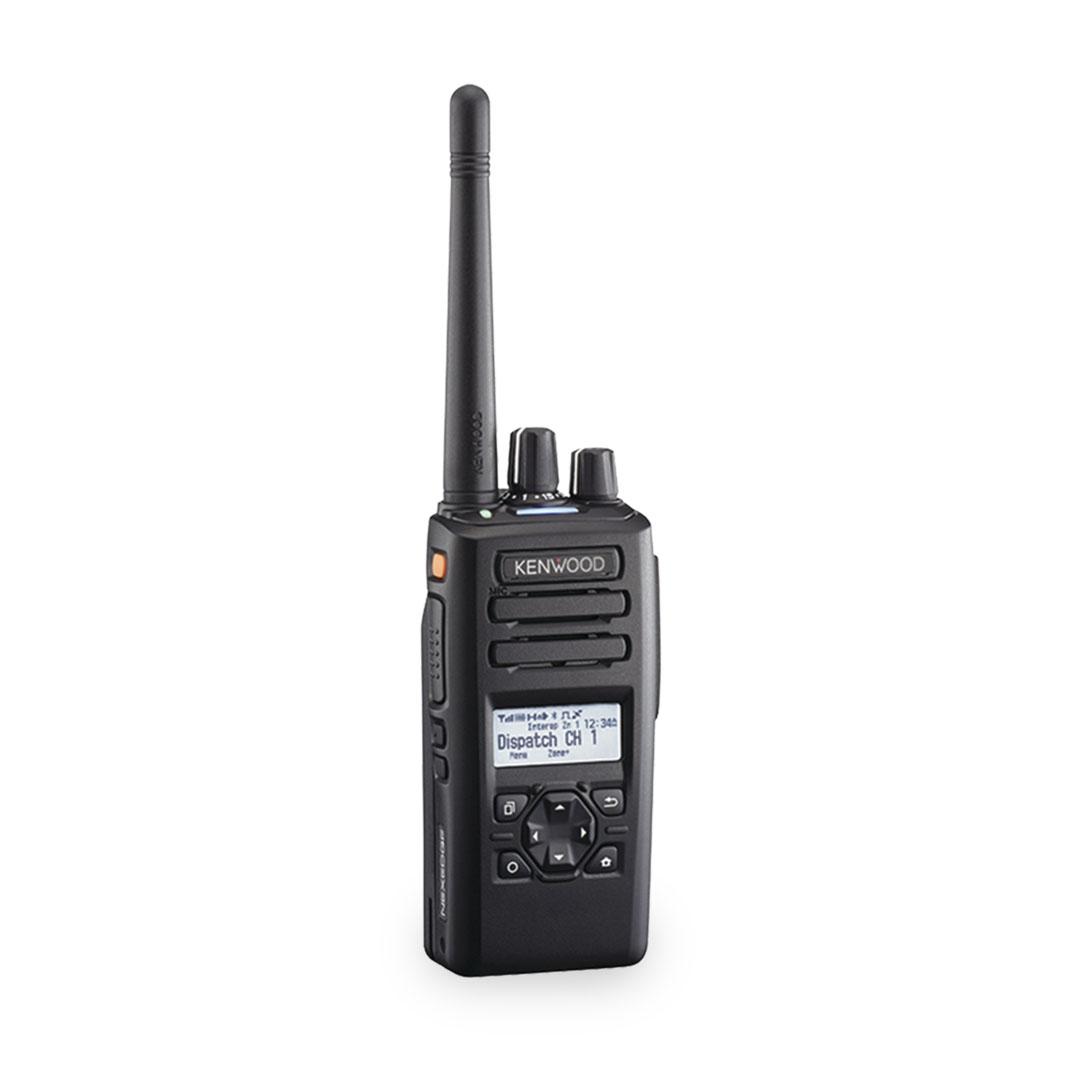 Radio KENWOOD NX-3200/NX-3300 Digital