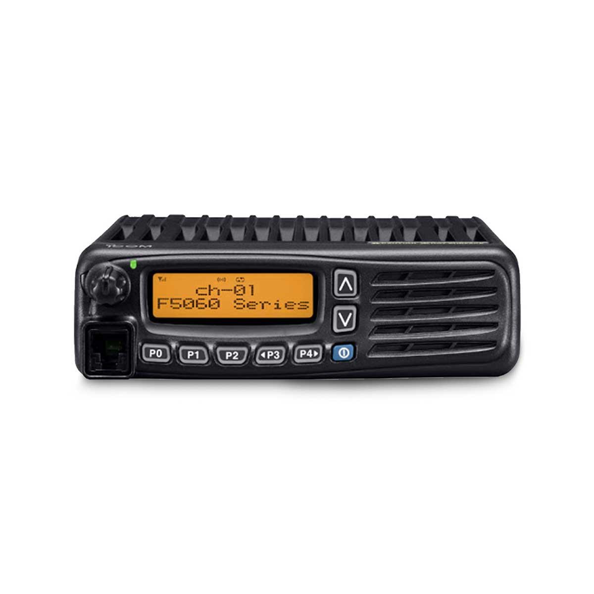 Radio Icom IC-F5062D Digital 136-174 MHz