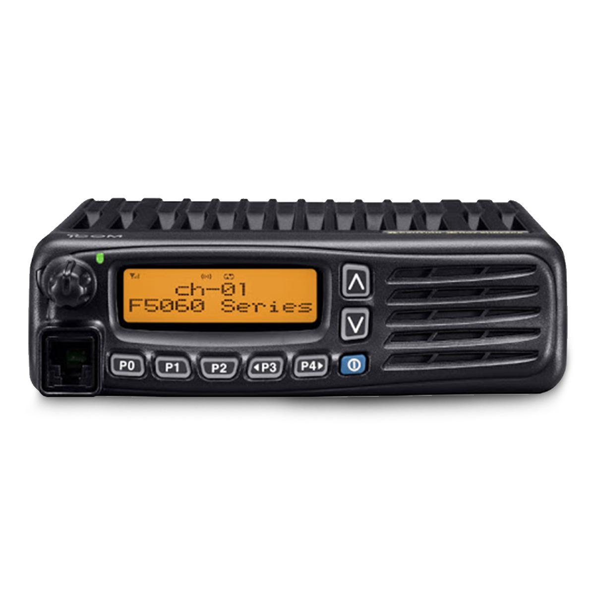 Radio Icom IC-F5062D / IC-F6062D Digital