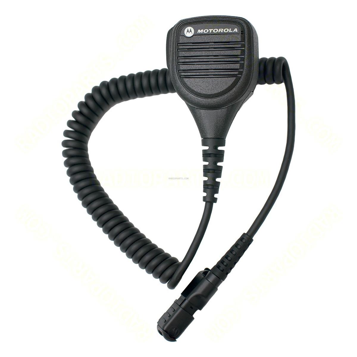 Micrófono Motorola parlante de solapa PMMN4075