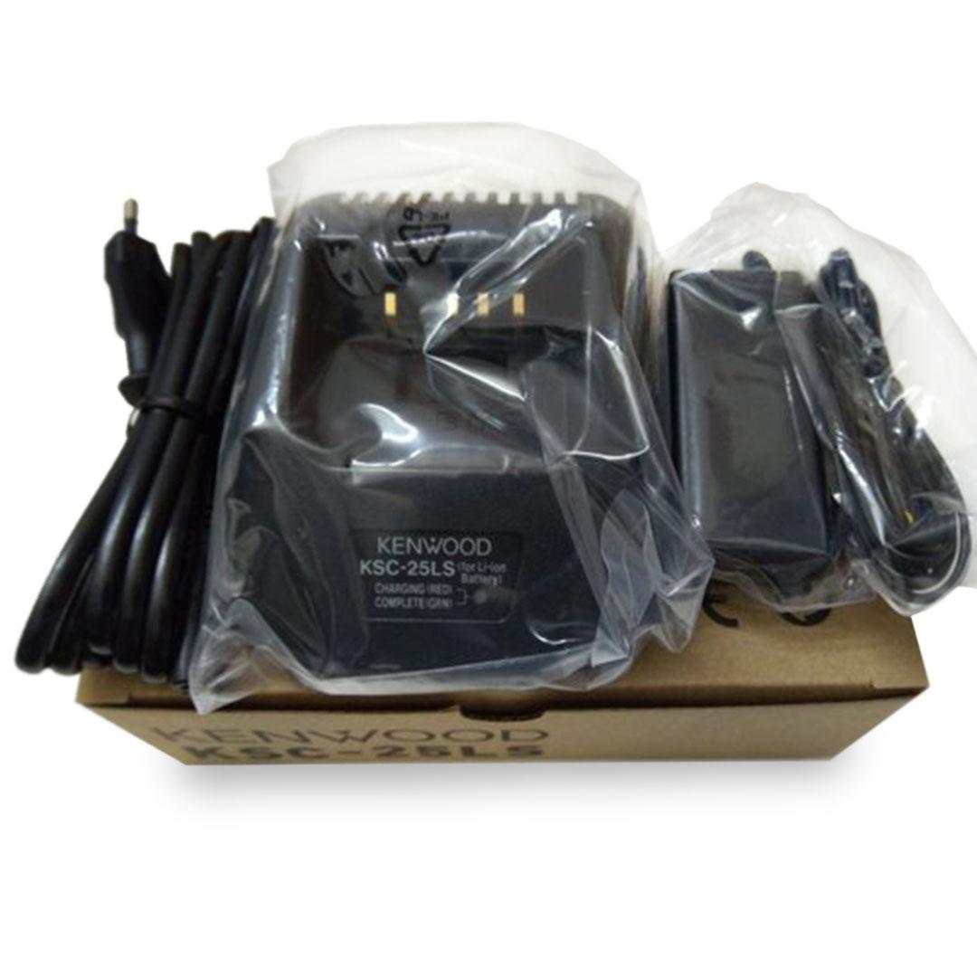 Cargador individual KENWOOD KSC-25LSK para radio NX-3200-3300